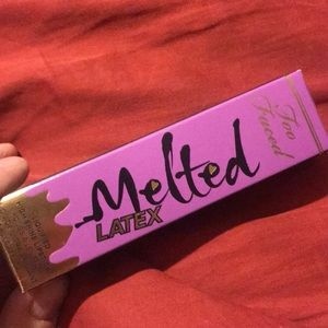 Too faced melted latex twilight zone lipstick
